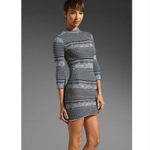 Free People | Knit Sweater Bodycon Dress